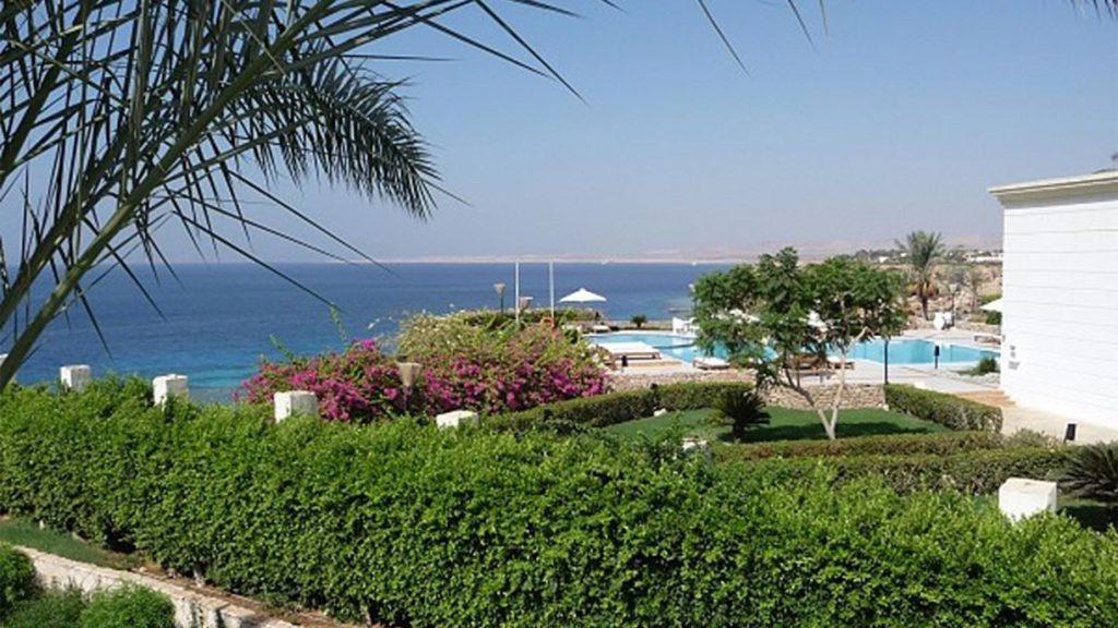 Die großzügigen Hotelanlagen in Ägypten bieten eine Menge Unterhaltungsmöglichkeiten