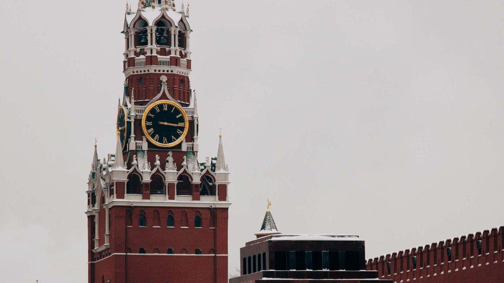 Der Kreml ist nicht nur der älteste Teil, sondern auch der historische Mittelpunkt Moskaus