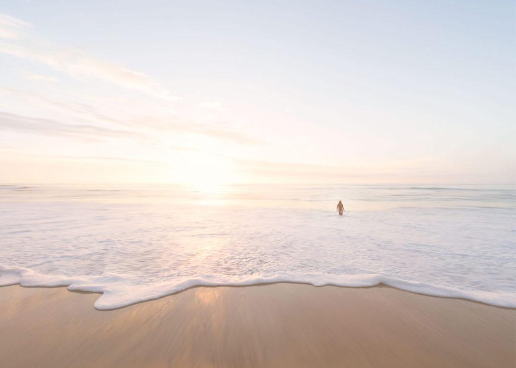 Natürlich gehört bei einem Urlaub auf der schönen Insel ein bisschen Entspannung am Strand einfach dazu!